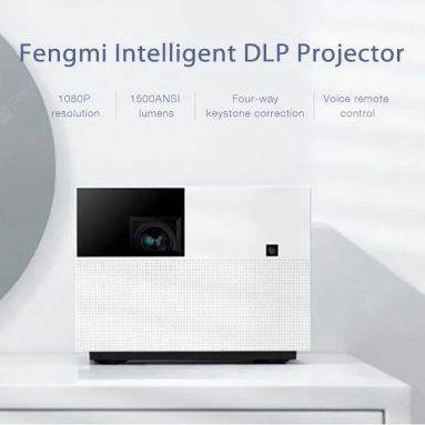 GEARBEST의 Xiaomi youpin의 Fengmi Vogue M676FCN Intelligent DLP 프로젝터 용 쿠폰 포함 € 135
