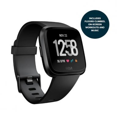 € 83 na may kupon para sa Fitbit Versa Smart Watch Water Resistant 15 Plus Ehersisyo na Mga mode mula sa GEARBEST