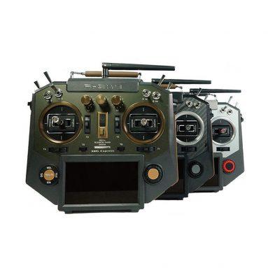 € 360 s kupónem pro FrSky HORUS X10S Express 24CH ACCESS ACCST D16 Mode2 Vysílač PARA Wireless Training System pro RC Drone - Silver FCC verze od BANGGOOD