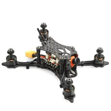 $119 flashsale for Furibee X140 140mm Micro Brushless FPV Racing Drone  –  BNF WITH FLYSKY RECEIVER  COLORMIX