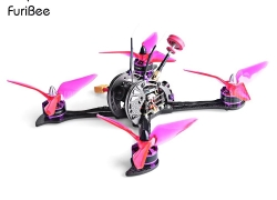 $159 with coupon for FuriBee X215 PRO 215mm FPV Racing Drone – WITH FRSKY receiver from GearBest