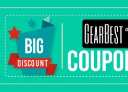 10% Sitewide coupon discount promo Autumn Bumper Harvest @GearBest