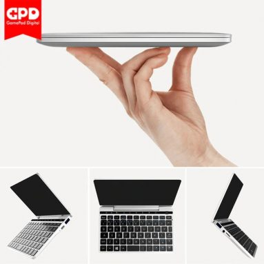 $659 with coupon for GPD Pocket 2 Mini Laptop Tablet PC Notebook Windows 10 8GB 128GB from TOMTOP