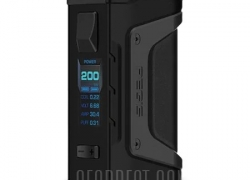 $49 with coupon for Geekvape Aegis Legend Mod 200W Black from GearBest