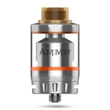 $24 with coupon for Geekvape Ammit RTA Dual Coil Version with 3ml  –  SILVER from Gearbest
