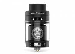 $25 with coupon for Geekvape Zeus Dual RTA Black – from GearBest