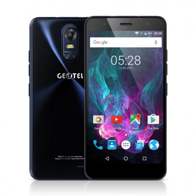 $5 discount for Geotel Note 4G Smartphone $84.99(Code:5GEOTEL) from TOMTOP Technology Co., Ltd