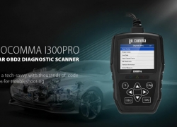 $26 with coupon for Gocomma i300Pro Car OBD2 Diagnostic Scanner Scan Tool from GearBest