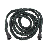 $2.69 for Anself Flexible Expandable Ultralight Garden Watering Hose Magic Pipe Black and Green 50FT,limited offer from TOMTOP Technology Co., Ltd
