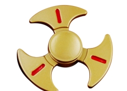 $2.2 Off New Style Metal EDC Hand Fidget Tri Finger Spinner,free shipping $2.99(Code:HCXD3) from TOMTOP Technology Co., Ltd