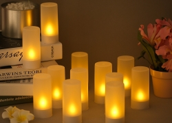 36% OFF 12 pcs LED Flameless Candles Lights,limited offer $29.99 from TOMTOP Technology Co., Ltd