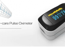 $12 with coupon for H2 Health-care 6 Display Modes Pulse Oximeter – WHITE from GearBest