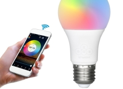 72% OFF 4.5W Smart BT Bulb Music Lamp,limited offer $9.99 from TOMTOP Technology Co., Ltd