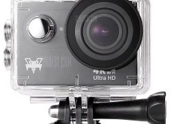 $33 with coupon for H9R Waterproof Action Camera 4K Ultra HD Resolution  –  BLACK from Gearbest