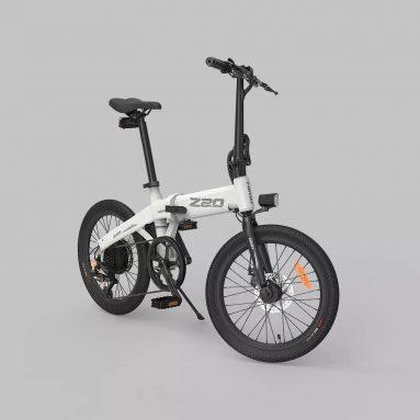 € 685 dengan kupon untuk HIMO Z20 10AH 36V 250W Sepeda Listrik Lipat dari gudang EU CZ BANGGOOD