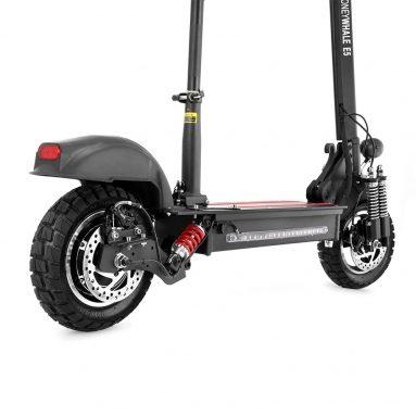 424 € cu cupon pentru scuter electric pliabil HONEYWHALE E3 de 10 inci 600W din depozitul EU GER TOMTOP