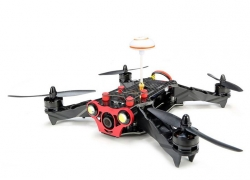 Racer 250 FPV Drone Gebaut in 5.8G Sender OSD mit HD Kamera BNF Version Racing Rc Quadcopter from RCMaster
