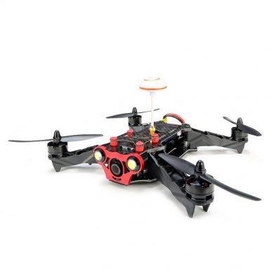 Racer 250 FPV Drone Gebaut trong 5.8G Tên người gửi OSD mit HD Kamera Phiên bản BNF Racing Rc Quadcopter từ RCMaster