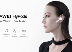 €61 with coupon for HUAWEI HONOR AM – H1C FlyPods Wireless Earphone Bluetooth Touch Binaural Earbuds from GearBest