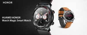$136 with coupon for HUAWEI HONOR Magic Smart Watch from TOMTOP