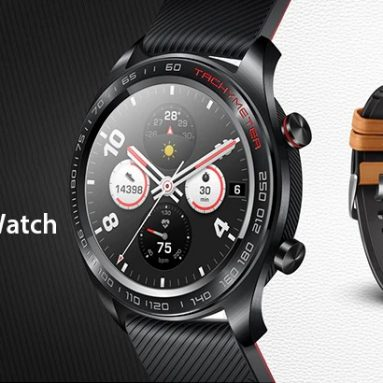 € 99 z kuponem na HUAWEI HONOR Zegarek Magic Smart Watch - CZARNY od GearBest