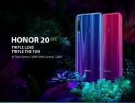€ 173 με κουπόνι για την τιμή HUAWEI 20 Lite 4G Phablet 6.21 ιντσών EMUI 9.0.1 Android 9.0 Kirin 710F Octa Core 4GB RAM 128GB ROM 3 Πίσω κάμερα μπαταρίας 3400mAh Global Version - Blue από GEARBEST