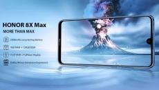 € 209 με κουπόνι για τιμή HUAWEI 8X Max 4G Phablet 7.12 ιντσών EMUI 8.2.0 Android 8.1.0 Snapdragon 660 Octa Core 4GB RAM 128GB ROM 2 Πίσω κάμερα 5000mAh Global Version - Μαύρο από GEARBEST