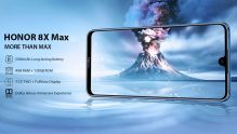 €209 with coupon for HUAWEI Honor 8X Max 4G Phablet 7.12 inch EMUI 8.2.0 Android 8.1.0 Snapdragon 660 Octa Core 4GB RAM 128GB ROM 2 Rear Camera 5000mAh Global Version – Black from GEARBEST