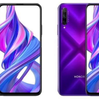 €252 with coupon for HUAWEI Honor 9X Pro 6.59 inch 48MP Triple Rear Camera 4000mAh 8GB RAM 256GB ROM Kirin 810 Octa Core 4G Smartphone – Black from BANGGOOD