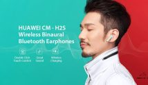 $109 with coupon  for HUAWEI Honor FlyPods CM – H2S Bluetooth Earphones Touch Control Earbuds – WHITE from GearBest