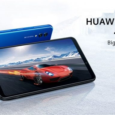 $539 with coupon for HUAWEI Honor Note 10 6.95 inch 4G Phablet English and Chinese Version – BLUE from GearBest