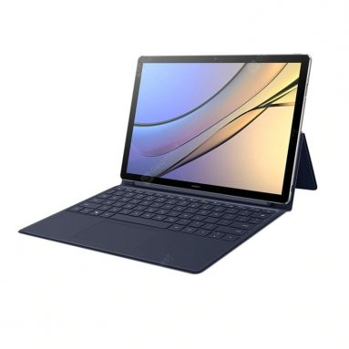 $679 with coupon for HUAWEI MateBook E 2019 Qualcomm SDM850 Octa Core 12 Inch Tablet With Keyboard – Titanium gray Intel I5 4GB 256GB from GEARBEST