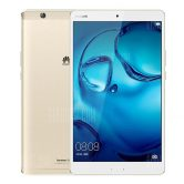 $229 with coupon for HUAWEI MediaPad M3 ( BTV-DL09 ) 4G Phablet Fingerprint Recognition from GearBest