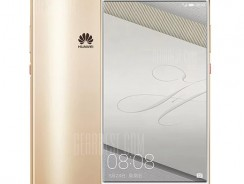 $455 with coupon for HUAWEI P10 4G Smartphone International Version  –  GOLDEN from GearBest