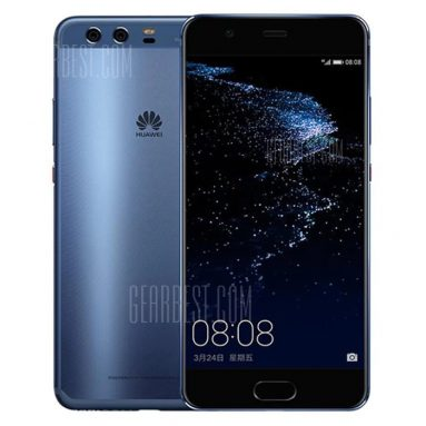$399 with coupon for HUAWEI P10 Plus 4G Phablet Global Version  –  BLUE from GearBest