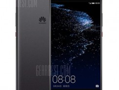$539 with coupon for HUAWEI P10 Plus 4G Phablet International Version  –  BLACK from GearBest