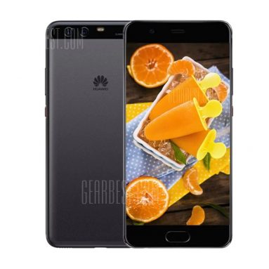 $399 with coupon for HUAWEI P10 Plus 4G Phablet Global Version  –  BLACK from GearBest
