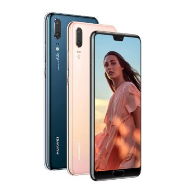 Huawei P30 Pro Will Use Bangs Curved OLED Screen