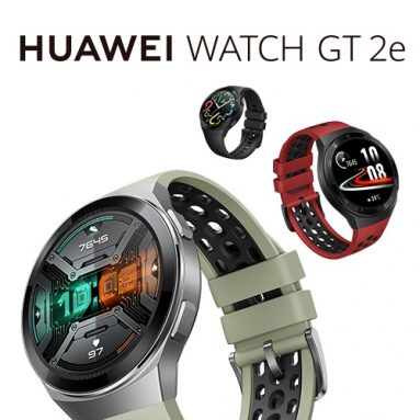 €144 with coupon for HUAWEI WATCH GT 2e 42MM 1.39 inch AMOLED Full Touch Screen 100 Sport Modes Heart Rate SPO2 Monitor 14 Days Standby Music Playback GPS+GLONASS bluetooth V5.1 Smart Watch – Green from BANGGOOD