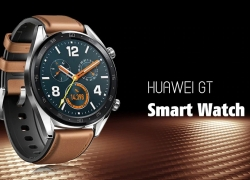 $159 with coupon for HUAWEI Watch GT Classic Smartwatch Online Payment GPS Global Version from GEARVITA