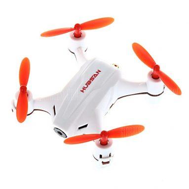 $ 19 với phiếu giảm giá cho HUBSAN H002 Nano RC Quadcopter - TRẮNG từ GearBest