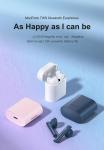 25 € עם קופון עבור Haylou MoriPods TWS bluetooth V5.2 אוזניות QCC3040 Apt Adaptive HiFi AAC אוזני הפחתת רעש 4 מיקרופון ספורט אוזניות מבית GEEKBUYING