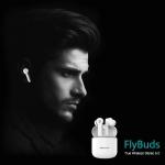 $ 21 עם קופון לטפי אוזניות HiFuture FlyBuds TWS 5.0 עם התאמות מאובטחות במיוחד למכשירי IOS ו- Andriod מבית GEARBEST
