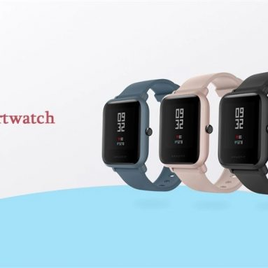€ 45 s kuponom za Huami AMAZFIT Bip 2 Bip Lite Smartwatch Bluetooth 4.1 Global Version od GEARVITA