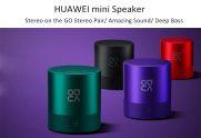 オリジナルのHuawei社CM18ミニワイヤレスBluetoothスピーカーポータブルヘビーベースTWSステレオスピーカーのクーポン付き€510 – BANGGOODのパープル