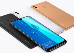 €247 with coupon for Huawei Enjoy Max 5000mAh 7.12 inch 4GB RAM 128GB ROM Snapdragon 660 Octa core 4G Smartphone from BANGGOOD