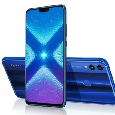 €198 with coupon for Huawei Honor 8X Global Version 6.5 inch 4GB RAM 64GB ROM Kirin 710 Octa core 4G Smartphone from BANGGOOD