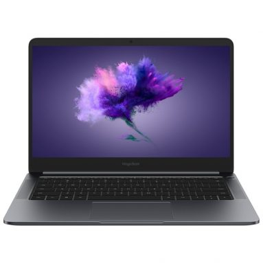 €648 with coupon for Huawei Honor Magicbook 14 Inch i7-8550U 8G/256GB MX150 2GB Fingerprint Sensor Laptop Notebook from BANGGOOD