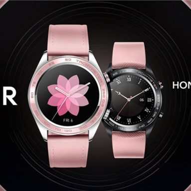 $139 with coupon for Huawei Honor Watch Dream Ceramic Version Smartwatch from GEARVITA
