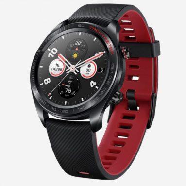 € 84 với phiếu giảm giá cho Huawei Honor Watch Magic Đồng hồ thông minh 1.2 ′ AMOLED GPS Multi-thể thao Tuổi thọ pin dài Smart Watch - 001 từ BANGGOOD